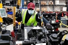 GDP Mỹ 'bùng nổ' trong quý III, tăng trưởng kỷ lục 33,1%