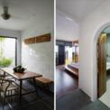 <p> Có thể dễ dàng nhận thấy những không gian kiến trúc miền Bắc và miền Nam hòa quyện trong ngôi nhà, ở những vật dụng nhỏ bé, thân thuộc.</p>