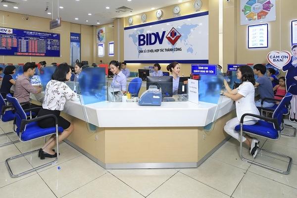 Nợ nhóm 5 BIDV tăng 26%, lãi 9 tháng đi ngang