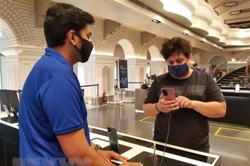 Samsung giành lại 'ngôi vương' trên thị trường smartphone Ấn Độ