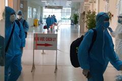 Ngày 29/10: Thêm 4 ca nhiễm Covid-19 từ Pháp trở về, được cách ly ngay sau nhập cảnh