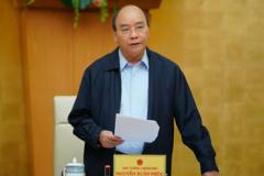Thủ tướng: Chấm dứt tình trạng sợ trách nhiệm trong giải ngân vốn ODA