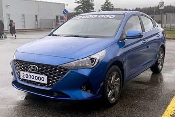 Hyundai Accent mới lộ diện tại Việt Nam, sẵn sàng đấu Honda City