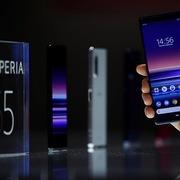 Mảng smartphone của Sony đang khởi sắc
