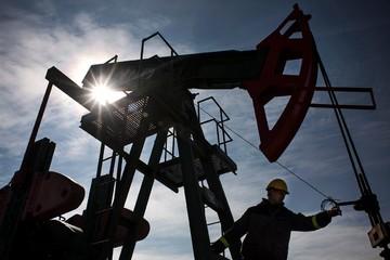 Giá dầu tiếp tục giảm gần 4%, chạm đáy 5 tháng