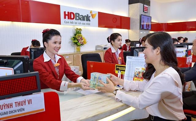 HDBank báo lãi trước thuế tăng trưởng trong quý III. Ảnh: HDBank.