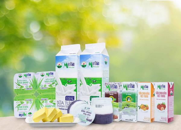 Mộc Châu Milk chốt danh sách cổ đông thực hiện lưu ký và giao dịch cổ phiếu trên UPCoM