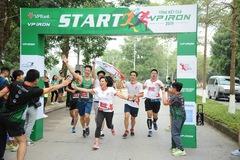 Câu chuyện xây dựng văn hóa doanh nghiệp VPBank qua giải chạy marathon