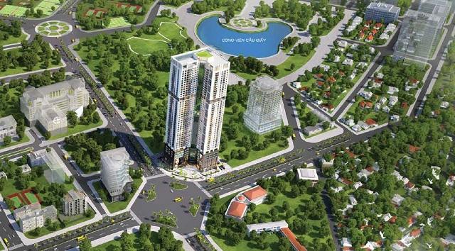 Loạt dự án cao cấp giá 40-95 triệu đồng/m2 sắp bàn giao ở Hà Nội - Ảnh 2.