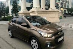 Chevrolet Spark bản Van nhập từ Hàn Quốc giá 250 triệu tại Việt Nam