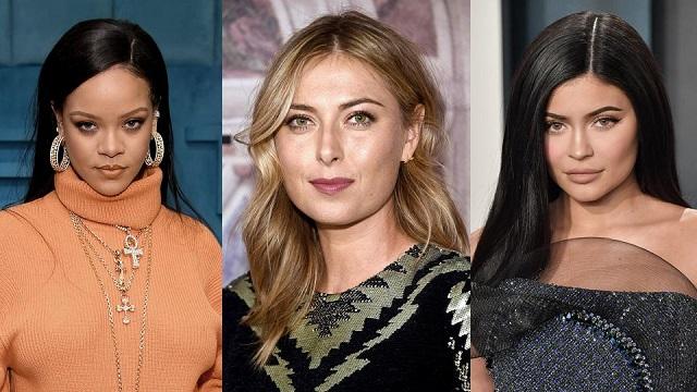 Những phụ nữ tự thân dưới 40 tuổi giàu nhất nước Mỹ: Rihanna và Maria Sharapova góp mặt