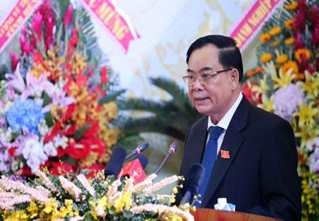Ông Trần Ngọc Tam làm Chủ tịch tỉnh Bến Tre