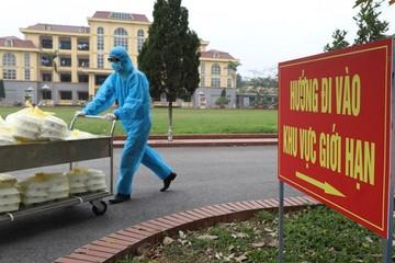 47 người tiếp xúc ca nghi nhiễm Hàn Quốc cách ly đủ 14 ngày