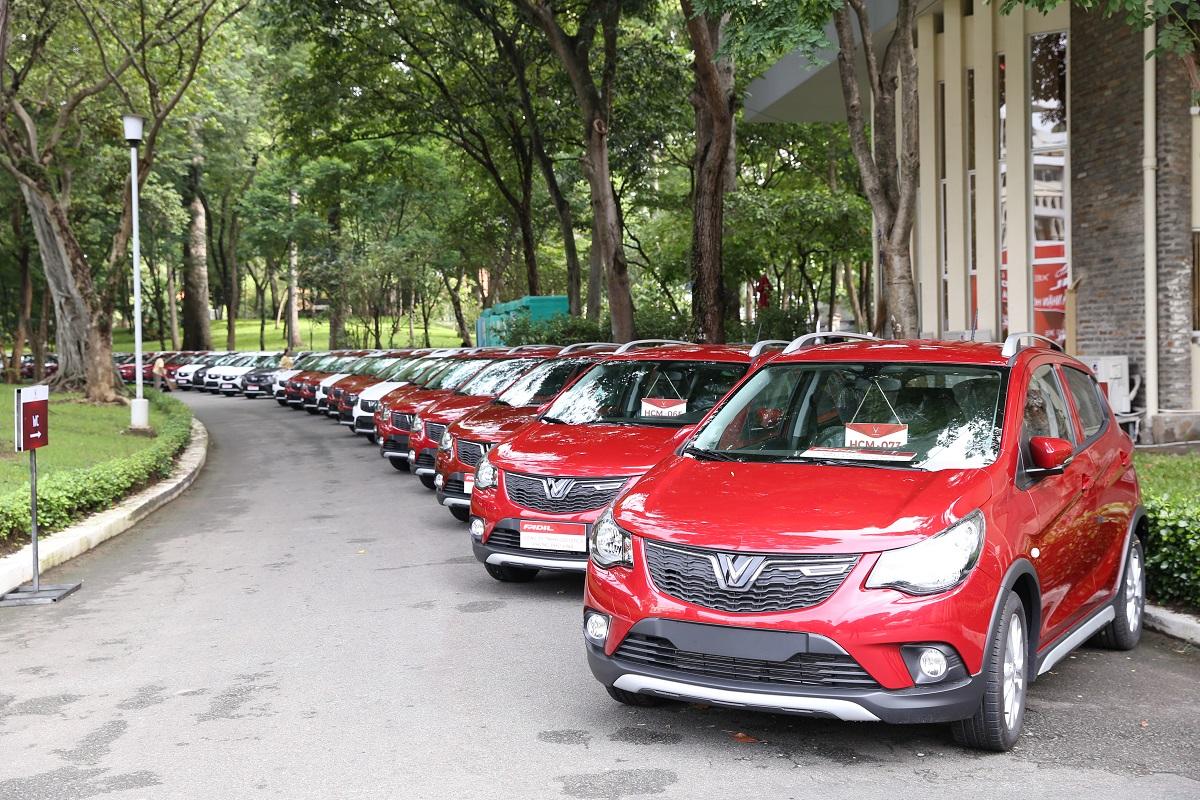 VinFast điều chỉnh giá các dòng xe ôtô: Fadil còn từ 360 triệu đồng