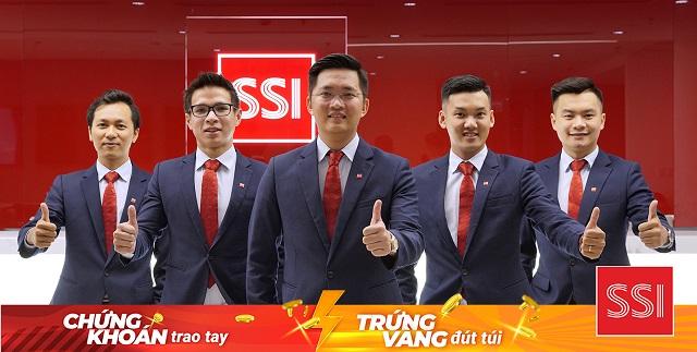 'Học' cách tiêu tiền cho tương lai và nhận hàng nghìn phần quà từ SSI tại ngày thẻ Việt Nam