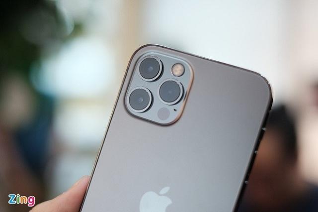 iPhone 12 Pro có thể giúp người mù cảm nhận xung quanh