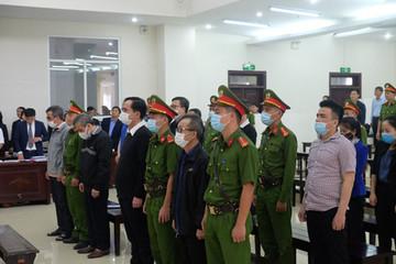 2 nguyên phó tổng giám đốc BIDV bị tuyên tổng cộng 14 năm 6 tháng tù