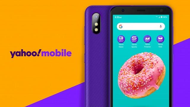 Yahoo ra mắt smartphone đầu tiên, giá 1,1 triệu đồng