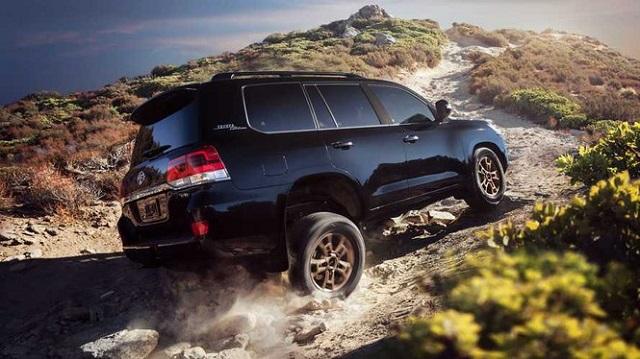 Hyundai có thể tạo ra SUV đối đầu Toyota Land Cruiser?