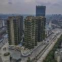 <p> Một khu chung cư tại tỉnh Tứ Xuyên, Trung Quốc được định hướng xây dựng trở thành thiên đường sinh thái hiện đại với thiết kế ban công đặc biệt để trồng cây.</p>