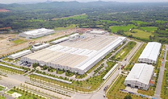 M&A bất động sản công nghiệp trong quý III sôi động