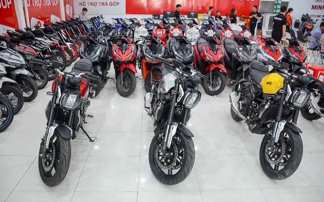 Thị trường xe máy Việt Nam năm 2020 giảm khoảng 10,9%