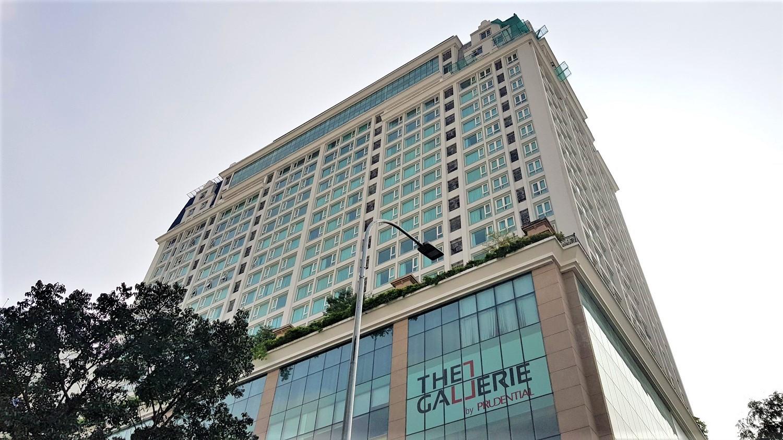 Cận cảnh tòa nhà 2 mặt tiền tại 'đất vàng' TP HCM, tài sản trong khoản nợ của VietinBank
