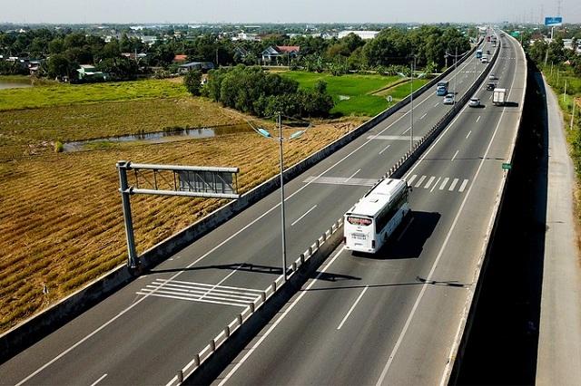 Sửa xong cao tốc TP HCM - Trung Lương