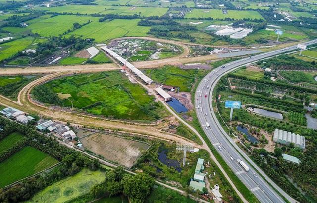 Hứa hẹn 'bùng nổ' cao tốc vùng Đồng bằng sông Cửu Long