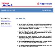 MBS: Báo cáo kinh tế vĩ mô - số tháng 10/2020