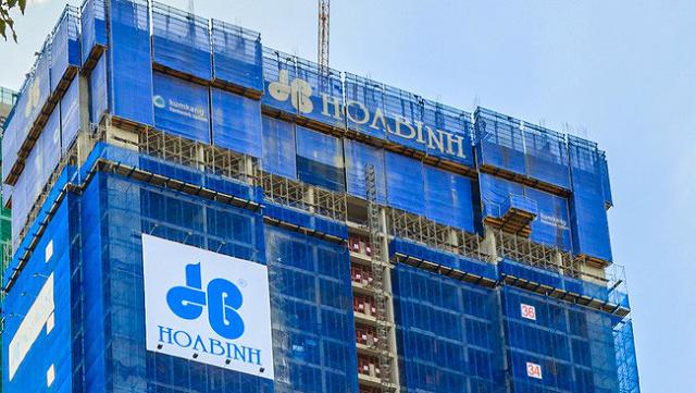 Xây dựng Hòa Bình sẽ trả cổ tức tiền mặt năm 2019 vào quý IV