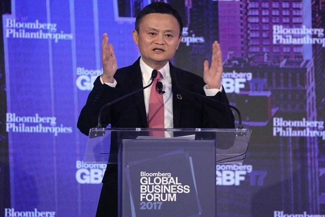 Phát ngôn thổi bay 35 tỷ USD của tỷ phú Jack Ma