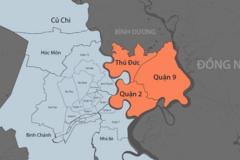 Đề xuất công nhận TP Thủ Đức là đô thị loại I