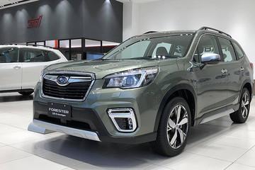 Subaru Forester giảm giá gần 230 triệu đồng