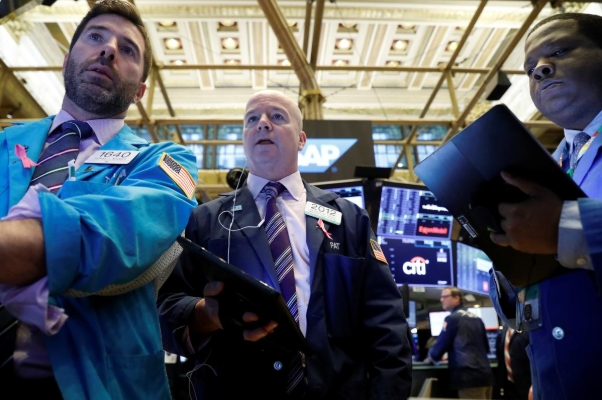 Fed giữ nguyên lãi suất, Phố Wall tăng điểm