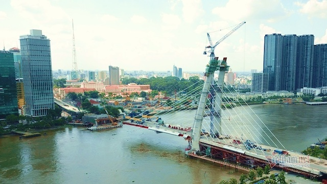 6 dự án xây cầu ở TP HCM 'làm mãi không xong'