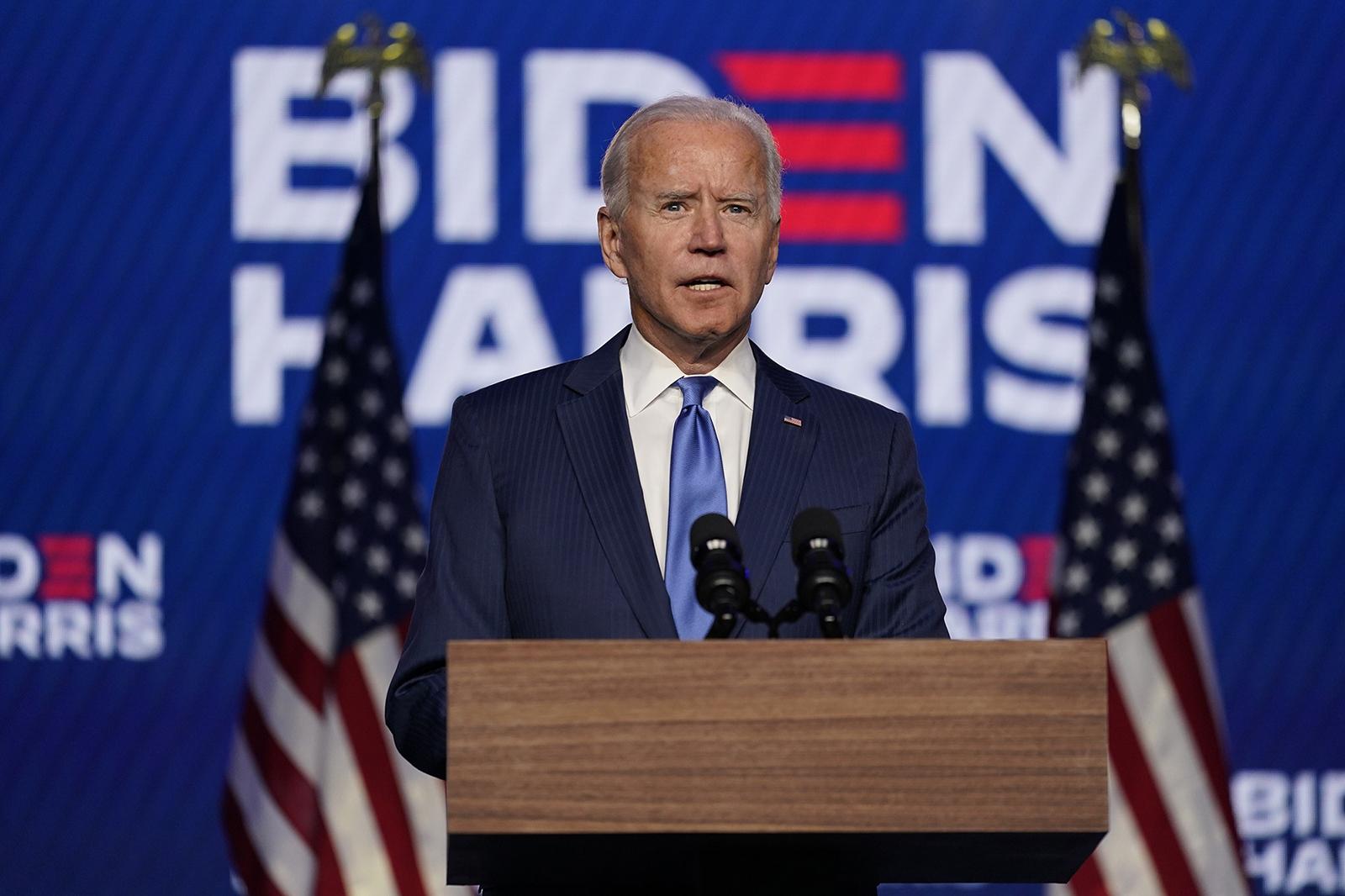 Biden thắng liên tiếp Pennsylvania, Nevada, giành 290 phiếu đại cử tri