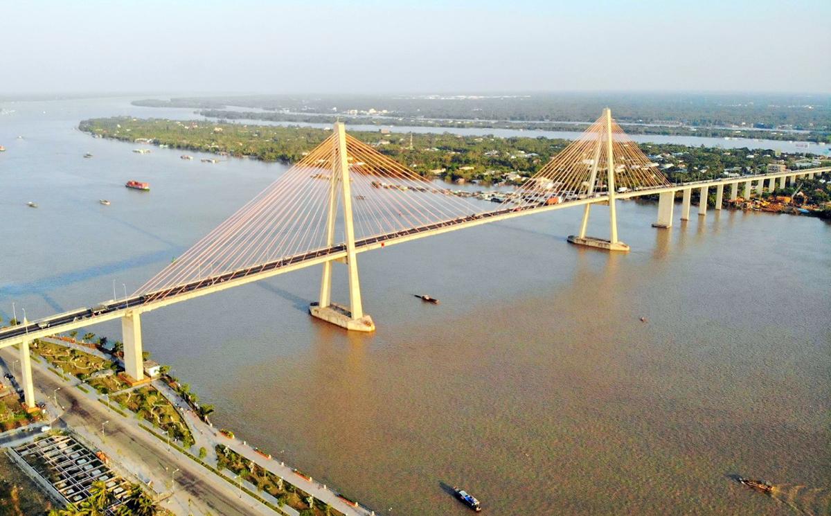 Thủ tướng phê duyệt xây cầu Rạch Miễu 2 gần 5.200 tỷ đồng
