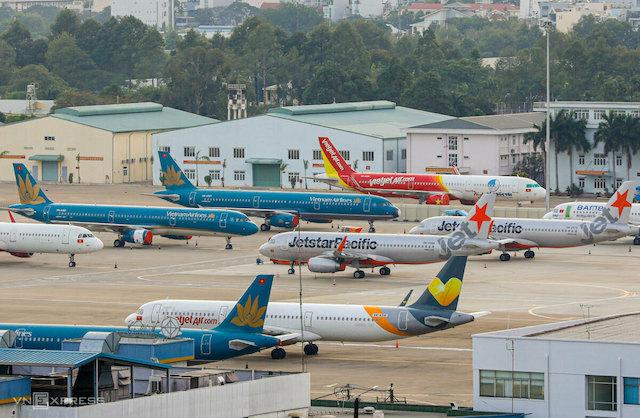Bộ Giao thông vận tải hỗ trợ các hãng hàng không thế nào?