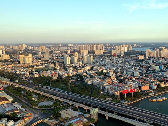 300.000 tỷ đồng hoàn thiện giao thông khu Đông