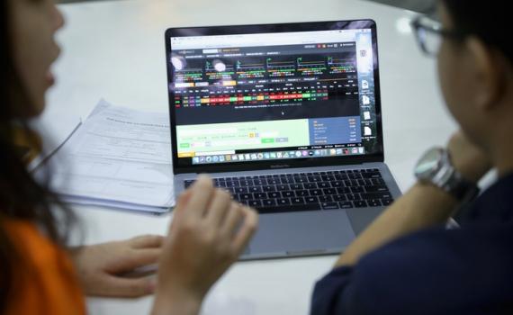Lượng tài khoản chứng khoán mở mới của nhà đầu tư trong nước cao nhất 6 tháng