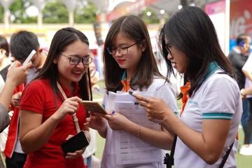 Loạt tài khoản chứng khoán được mở tại Sóng Festival