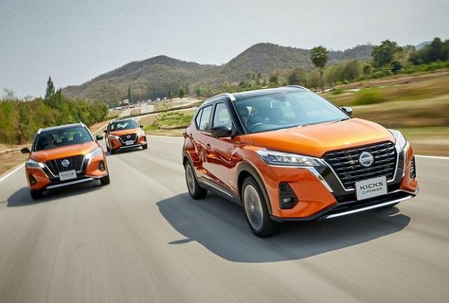 Rò rỉ crossover cỡ nhỏ của Nissan cho thị trường Việt Nam