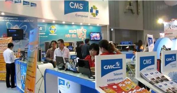 CMG chốt quyền chia cổ tức tiền mặt 10%
