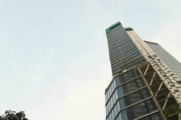 Dự án khách sạn Hilton Sài Gòn chuẩn bị hoàn thiện vẫn chưa có giấy chứng nhận đầu tư