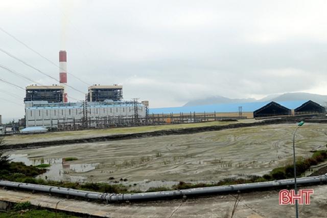 Tỉnh Hà Tĩnh đề xuất chuyển Trung tâm điện lực Vũng Áng 3 từ than sang khí LNG. Ảnh: Báo Hà Tĩnh.