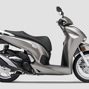 Honda SH 350i ra mắt