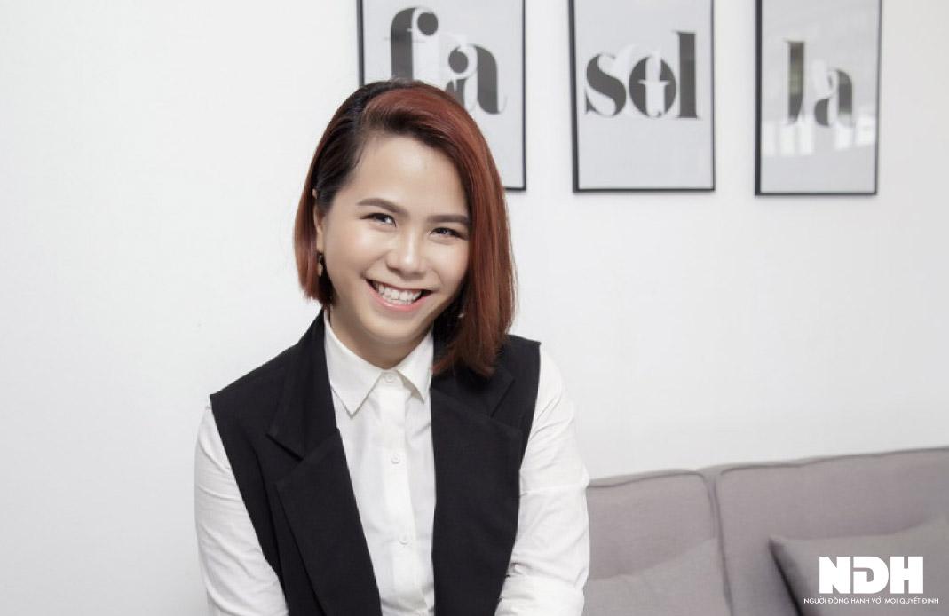 Lê Hoàng  Uyên Vy: Kỳ lân là cột mốc danh giá nhưng không phải đích đến của startup