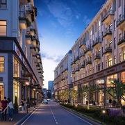 Shophouse tại vùng ven Hà Nội có giá bán dự kiến 300 triệu đồng/m2