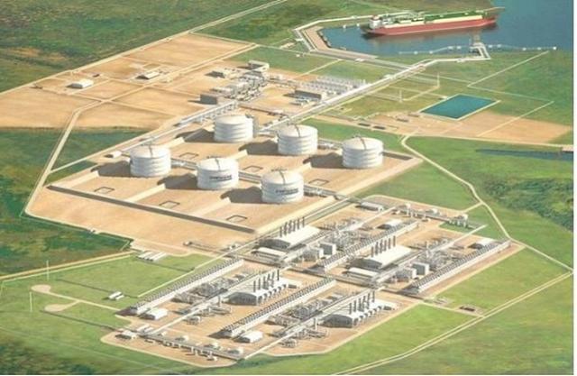 Hà Tĩnh đề xuất chuyển đổi Trung tâm điện lực Vũng Áng 3 từ than sang khí LNG